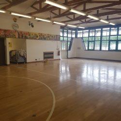 School Hall, Hallbrook Primary School, Leicester