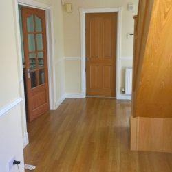 Staircase in a home, Ketton, Rutland